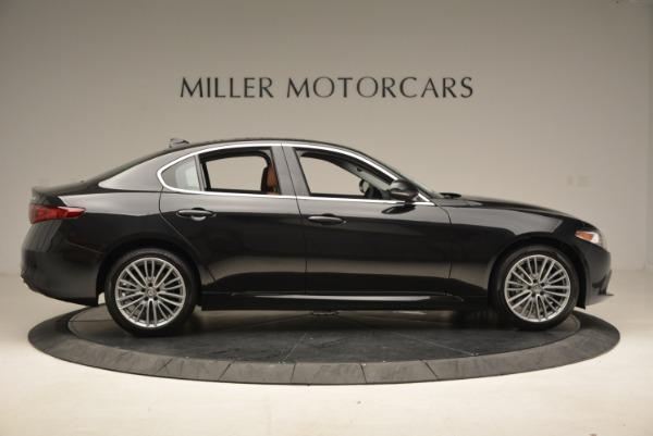 New 2018 Alfa Romeo Giulia Ti Lusso Q4 for sale Sold at Rolls-Royce Motor Cars Greenwich in Greenwich CT 06830 10