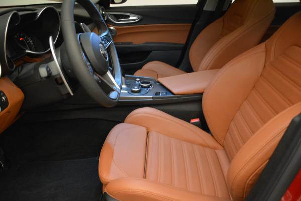 New 2018 Alfa Romeo Giulia Ti Sport Q4 for sale Sold at Rolls-Royce Motor Cars Greenwich in Greenwich CT 06830 14