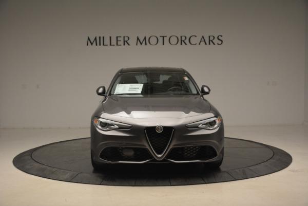 Used 2018 Alfa Romeo Giulia Ti Sport Q4 for sale $31,900 at Rolls-Royce Motor Cars Greenwich in Greenwich CT 06830 12