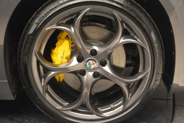 Used 2018 Alfa Romeo Giulia Ti Sport Q4 for sale $31,900 at Rolls-Royce Motor Cars Greenwich in Greenwich CT 06830 25
