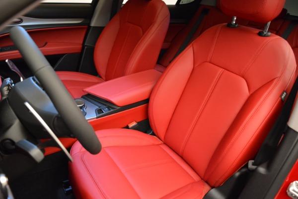 New 2018 Alfa Romeo Stelvio Sport Q4 for sale Sold at Rolls-Royce Motor Cars Greenwich in Greenwich CT 06830 15
