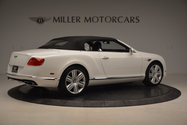 Used 2016 Bentley Continental GT V8 for sale Sold at Rolls-Royce Motor Cars Greenwich in Greenwich CT 06830 20