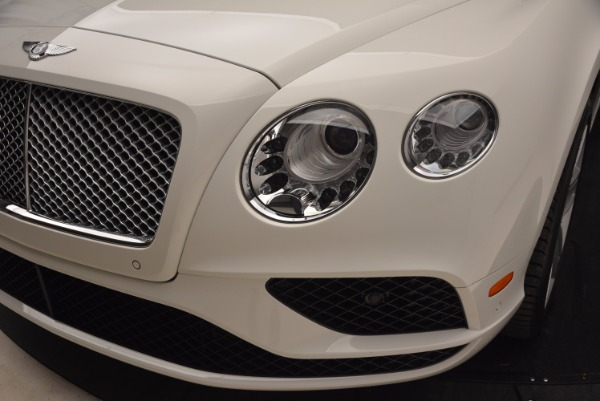 Used 2016 Bentley Continental GT V8 for sale Sold at Rolls-Royce Motor Cars Greenwich in Greenwich CT 06830 26