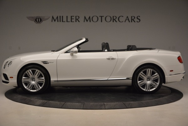 Used 2016 Bentley Continental GT V8 for sale Sold at Rolls-Royce Motor Cars Greenwich in Greenwich CT 06830 3