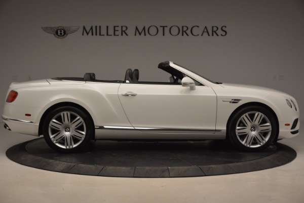 Used 2016 Bentley Continental GT V8 for sale Sold at Rolls-Royce Motor Cars Greenwich in Greenwich CT 06830 9
