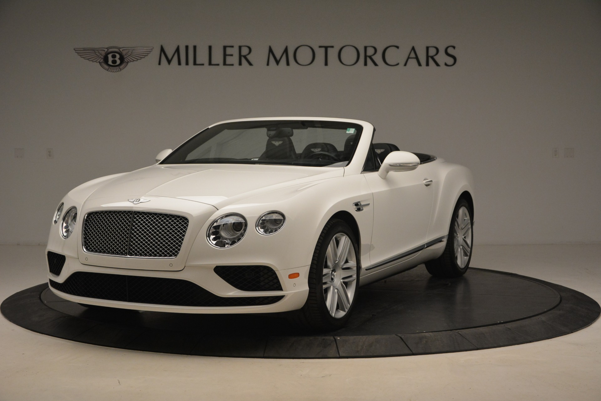 Used 2016 Bentley Continental GT V8 for sale Sold at Rolls-Royce Motor Cars Greenwich in Greenwich CT 06830 1