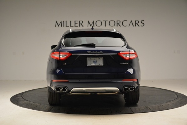 New 2018 Maserati Levante Q4 GranLusso for sale Sold at Rolls-Royce Motor Cars Greenwich in Greenwich CT 06830 7