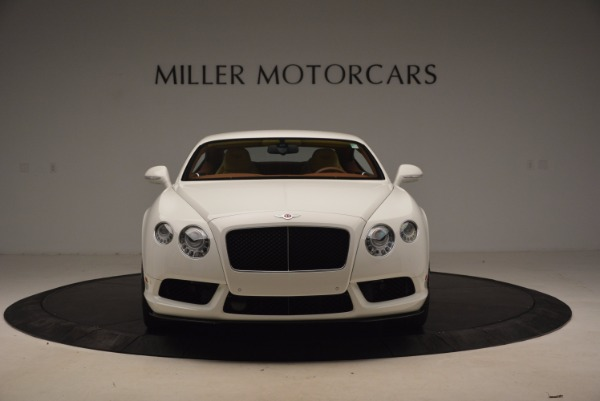Used 2014 Bentley Continental GT V8 S for sale Sold at Rolls-Royce Motor Cars Greenwich in Greenwich CT 06830 12