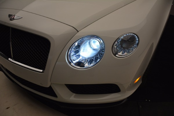 Used 2014 Bentley Continental GT V8 S for sale Sold at Rolls-Royce Motor Cars Greenwich in Greenwich CT 06830 16