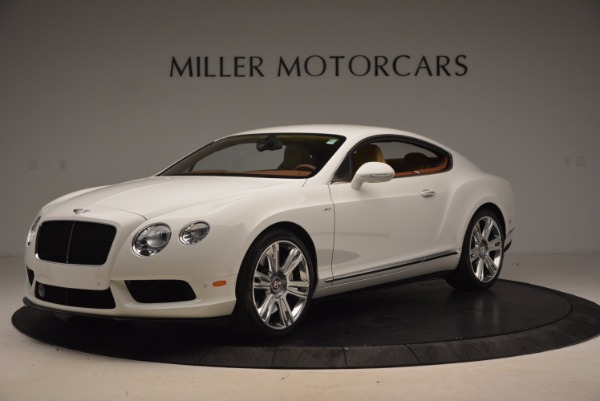 Used 2014 Bentley Continental GT V8 S for sale Sold at Rolls-Royce Motor Cars Greenwich in Greenwich CT 06830 2