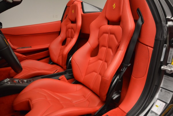 Used 2014 Ferrari 458 Spider for sale Sold at Rolls-Royce Motor Cars Greenwich in Greenwich CT 06830 27