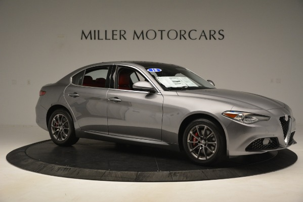 Used 2018 Alfa Romeo Giulia Q4 for sale Sold at Rolls-Royce Motor Cars Greenwich in Greenwich CT 06830 10
