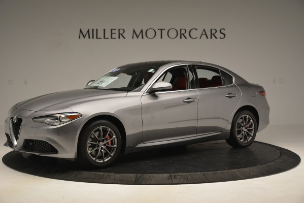 Used 2018 Alfa Romeo Giulia Q4 for sale Sold at Rolls-Royce Motor Cars Greenwich in Greenwich CT 06830 2