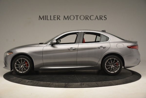Used 2018 Alfa Romeo Giulia Q4 for sale Sold at Rolls-Royce Motor Cars Greenwich in Greenwich CT 06830 3
