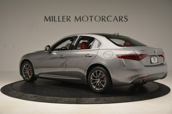 Used 2018 Alfa Romeo Giulia Q4 for sale Sold at Rolls-Royce Motor Cars Greenwich in Greenwich CT 06830 4