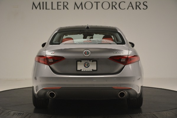 Used 2018 Alfa Romeo Giulia Q4 for sale Sold at Rolls-Royce Motor Cars Greenwich in Greenwich CT 06830 6