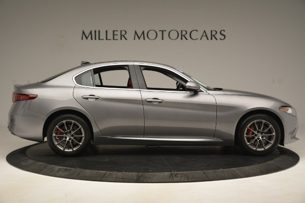 Used 2018 Alfa Romeo Giulia Q4 for sale Sold at Rolls-Royce Motor Cars Greenwich in Greenwich CT 06830 9