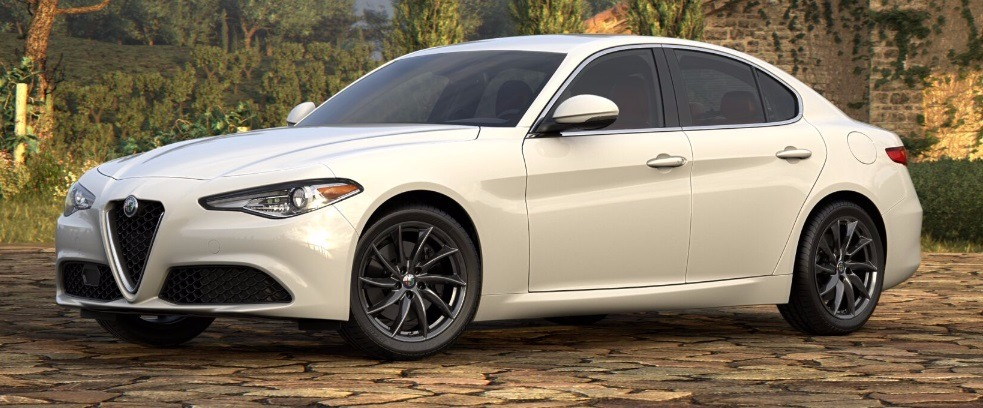 New 2018 Alfa Romeo Giulia Q4 for sale Sold at Rolls-Royce Motor Cars Greenwich in Greenwich CT 06830 1