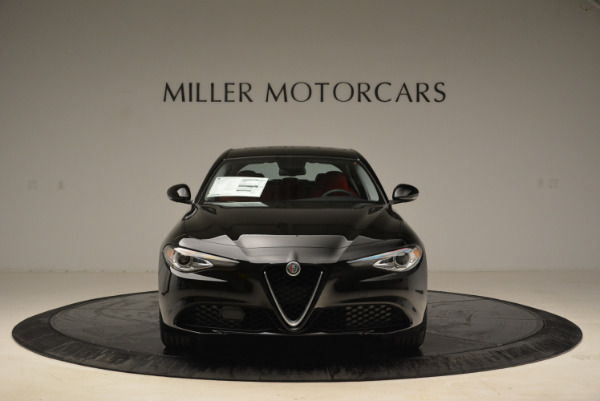 New 2018 Alfa Romeo Giulia Q4 for sale Sold at Rolls-Royce Motor Cars Greenwich in Greenwich CT 06830 12