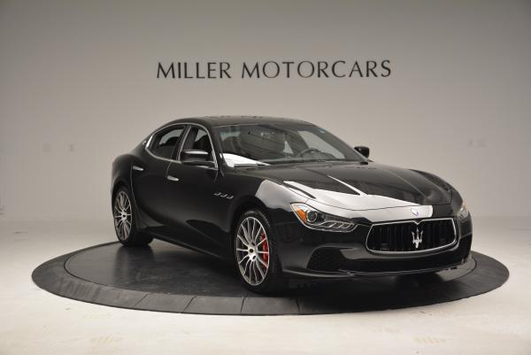 New 2016 Maserati Ghibli S Q4 for sale Sold at Rolls-Royce Motor Cars Greenwich in Greenwich CT 06830 11
