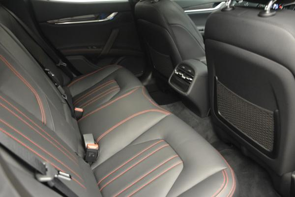 New 2016 Maserati Ghibli S Q4 for sale Sold at Rolls-Royce Motor Cars Greenwich in Greenwich CT 06830 22