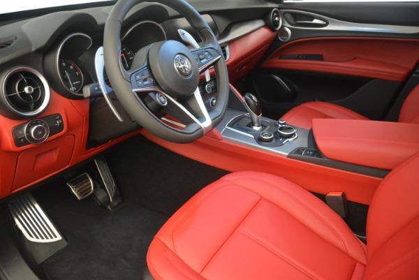 New 2018 Alfa Romeo Stelvio Sport Q4 for sale Sold at Rolls-Royce Motor Cars Greenwich in Greenwich CT 06830 13