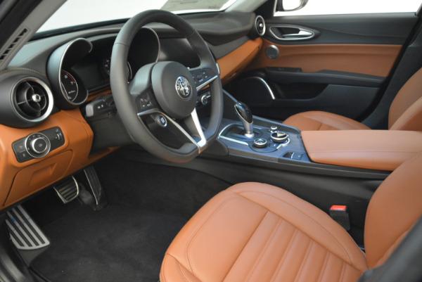 New 2018 Alfa Romeo Giulia Ti Lusso Q4 for sale Sold at Rolls-Royce Motor Cars Greenwich in Greenwich CT 06830 13