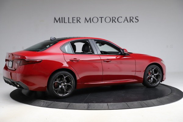 Used 2018 Alfa Romeo Giulia Ti Sport Q4 for sale Sold at Rolls-Royce Motor Cars Greenwich in Greenwich CT 06830 8
