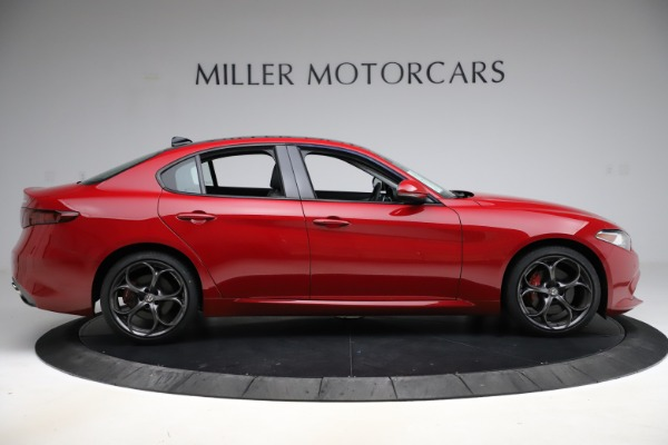 Used 2018 Alfa Romeo Giulia Ti Sport Q4 for sale Sold at Rolls-Royce Motor Cars Greenwich in Greenwich CT 06830 9