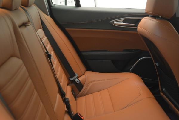 New 2018 Alfa Romeo Giulia Ti Lusso Q4 for sale Sold at Rolls-Royce Motor Cars Greenwich in Greenwich CT 06830 20