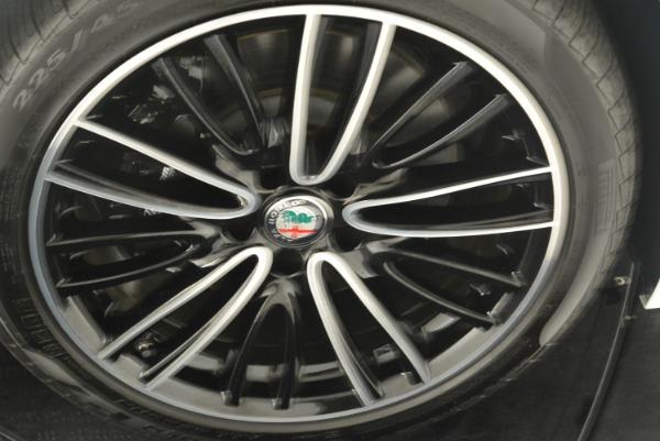 New 2018 Alfa Romeo Giulia Ti Lusso Q4 for sale Sold at Rolls-Royce Motor Cars Greenwich in Greenwich CT 06830 25