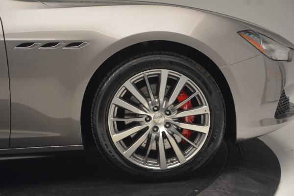 New 2016 Maserati Ghibli S Q4 for sale Sold at Rolls-Royce Motor Cars Greenwich in Greenwich CT 06830 25
