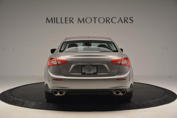 New 2016 Maserati Ghibli S Q4 for sale Sold at Rolls-Royce Motor Cars Greenwich in Greenwich CT 06830 6