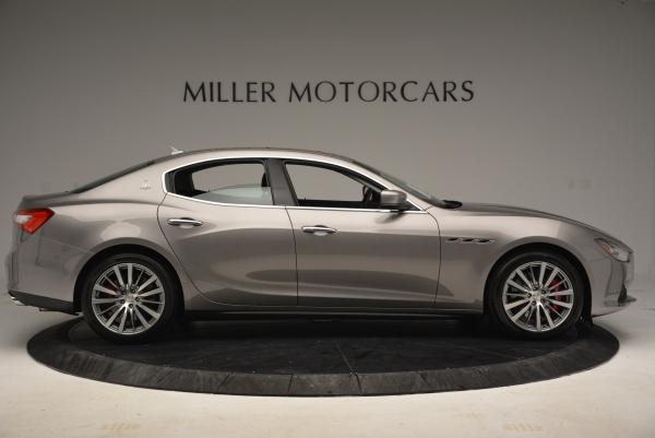 New 2016 Maserati Ghibli S Q4 for sale Sold at Rolls-Royce Motor Cars Greenwich in Greenwich CT 06830 9