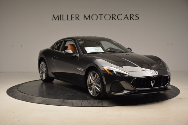 New 2018 Maserati GranTurismo Sport Coupe for sale Sold at Rolls-Royce Motor Cars Greenwich in Greenwich CT 06830 11