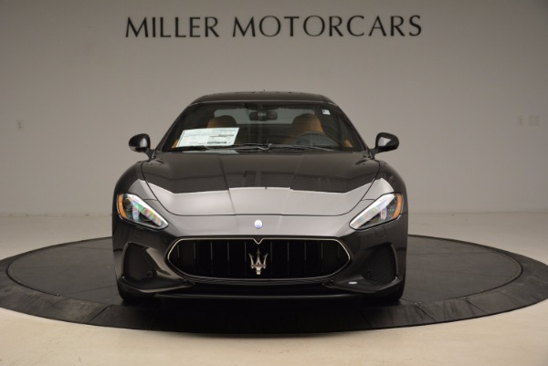 New 2018 Maserati GranTurismo Sport Coupe for sale Sold at Rolls-Royce Motor Cars Greenwich in Greenwich CT 06830 12