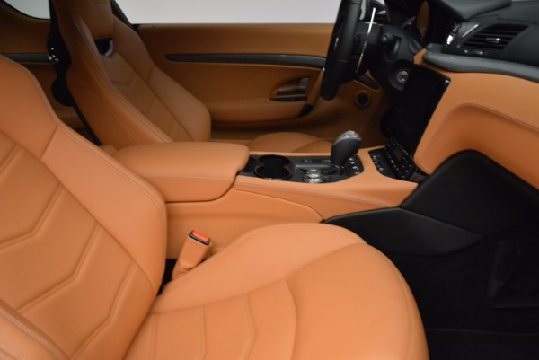 New 2018 Maserati GranTurismo Sport Coupe for sale Sold at Rolls-Royce Motor Cars Greenwich in Greenwich CT 06830 19