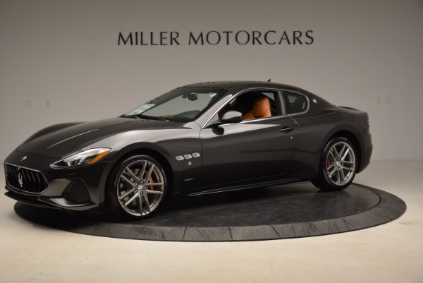 New 2018 Maserati GranTurismo Sport Coupe for sale Sold at Rolls-Royce Motor Cars Greenwich in Greenwich CT 06830 2