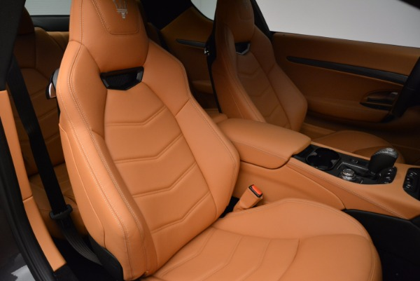 New 2018 Maserati GranTurismo Sport Coupe for sale Sold at Rolls-Royce Motor Cars Greenwich in Greenwich CT 06830 20