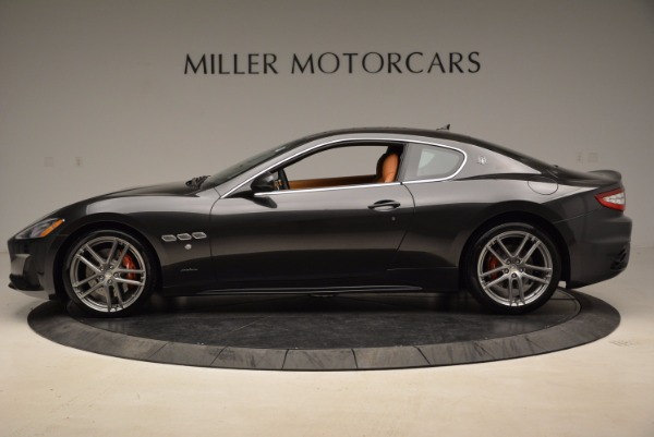New 2018 Maserati GranTurismo Sport Coupe for sale Sold at Rolls-Royce Motor Cars Greenwich in Greenwich CT 06830 3