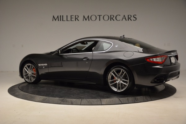 New 2018 Maserati GranTurismo Sport Coupe for sale Sold at Rolls-Royce Motor Cars Greenwich in Greenwich CT 06830 4