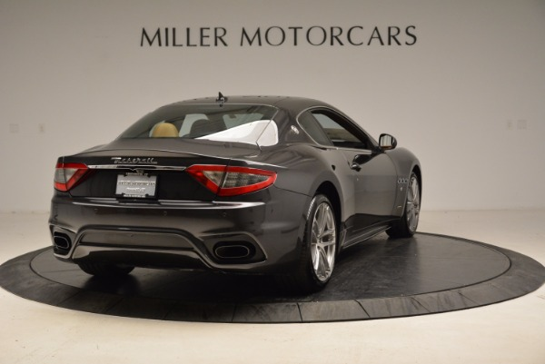 New 2018 Maserati GranTurismo Sport Coupe for sale Sold at Rolls-Royce Motor Cars Greenwich in Greenwich CT 06830 7
