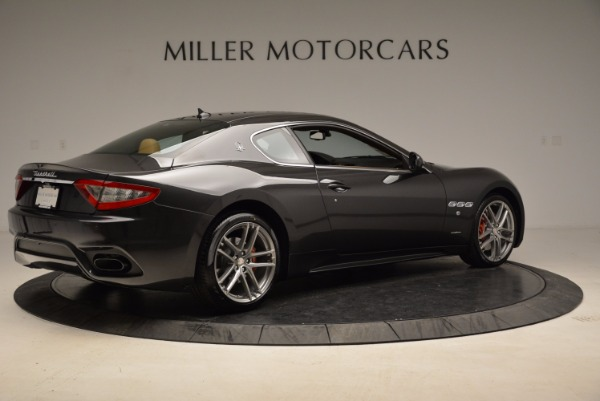 New 2018 Maserati GranTurismo Sport Coupe for sale Sold at Rolls-Royce Motor Cars Greenwich in Greenwich CT 06830 8