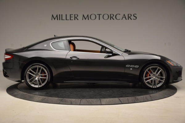 New 2018 Maserati GranTurismo Sport Coupe for sale Sold at Rolls-Royce Motor Cars Greenwich in Greenwich CT 06830 9