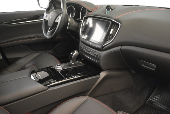 Used 2018 Maserati Ghibli S Q4 for sale Sold at Rolls-Royce Motor Cars Greenwich in Greenwich CT 06830 18