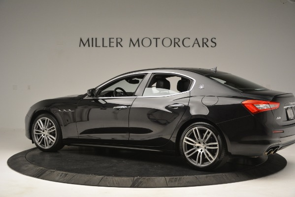 Used 2018 Maserati Ghibli S Q4 for sale Sold at Rolls-Royce Motor Cars Greenwich in Greenwich CT 06830 4