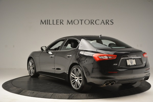 Used 2018 Maserati Ghibli S Q4 for sale Sold at Rolls-Royce Motor Cars Greenwich in Greenwich CT 06830 5