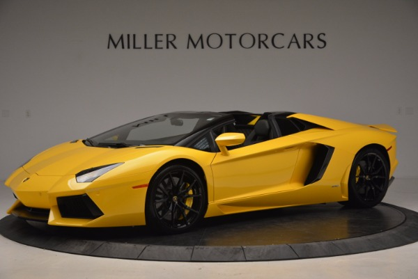 Used 2015 Lamborghini Aventador LP 700-4 Roadster for sale Sold at Rolls-Royce Motor Cars Greenwich in Greenwich CT 06830 2