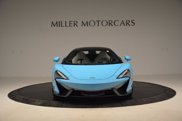 New 2018 McLaren 570S Spider for sale Sold at Rolls-Royce Motor Cars Greenwich in Greenwich CT 06830 23