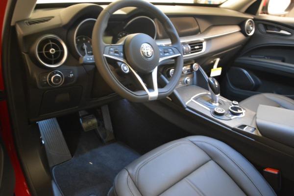 New 2018 Alfa Romeo Stelvio Ti Q4 for sale Sold at Rolls-Royce Motor Cars Greenwich in Greenwich CT 06830 13